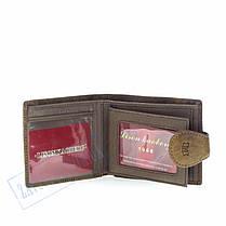 Мужской кожаный кошелек Lison Kaoberg 46544 C, фото 3