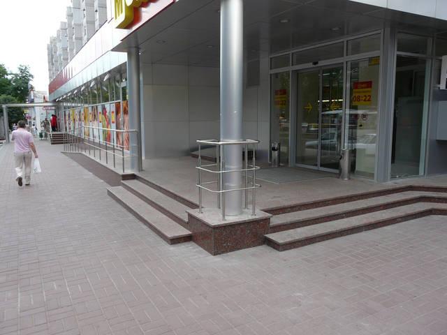 Оформление магазина «Molli» г. Черкассы. 1