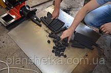 """Блок шнекового пресса для брикетирования угольной пыли ПШ500Б (мощность 7,5 кВт) """"Shkiv"""", фото 2"""
