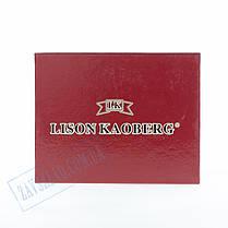 Мужской кожаный кошелек Lison Kaoberg 46541 C, фото 3