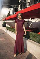 М1137 Вечернее платье с люрексом, фото 1
