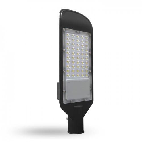 Уличный консольный светодиодный светильник Feron SP2912 50W 6400K