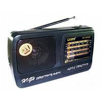 Портивный радиоприёмник Kipo KB-409 на батарейках
