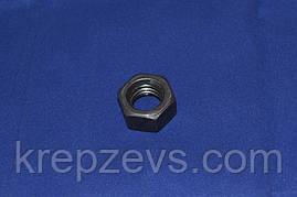 Гайка М3.5 DIN 934 шестигранная