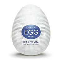 Мастурбатор яйцо Tenga Egg Misty (Туманный), фото 1