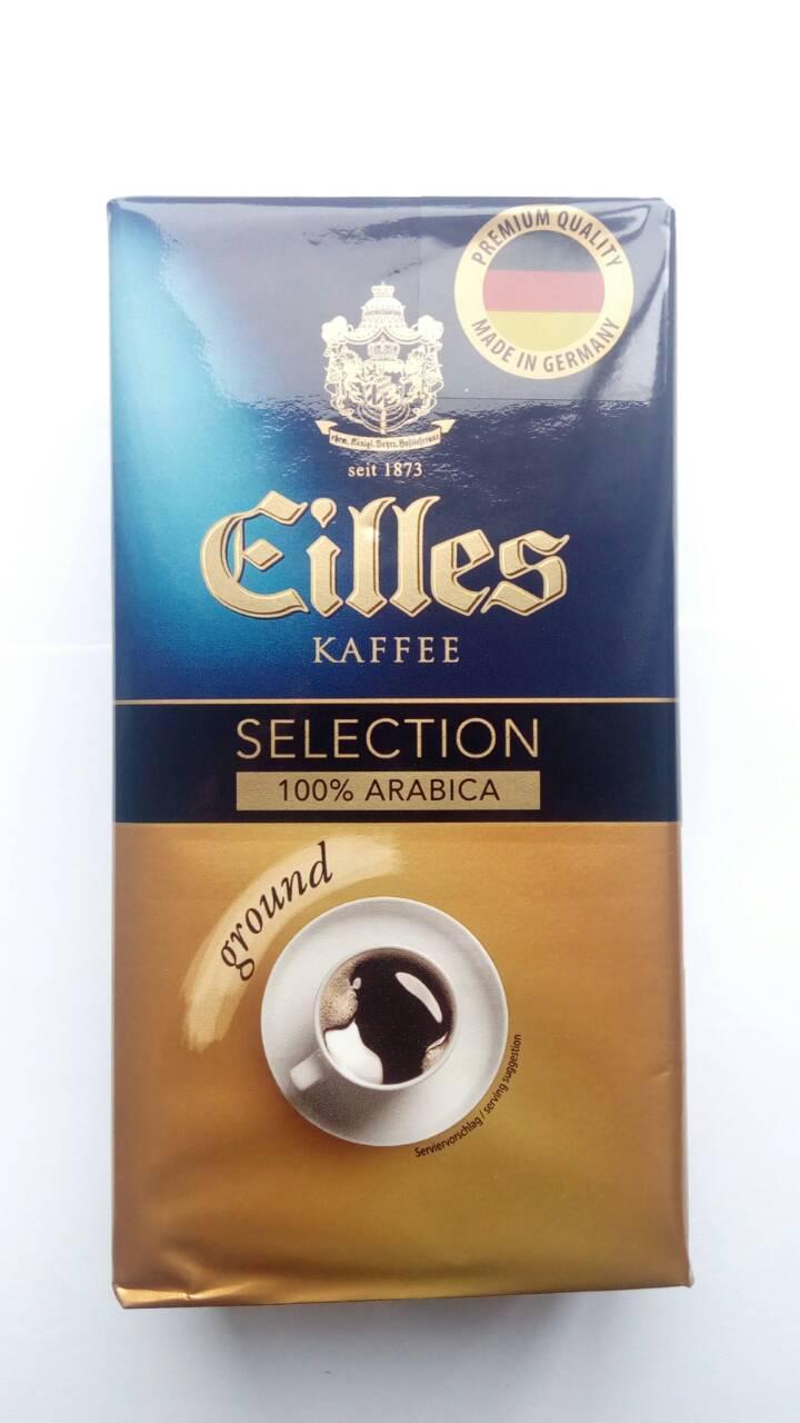 Молотый кофе Eilles Selection Ground  250 грамм
