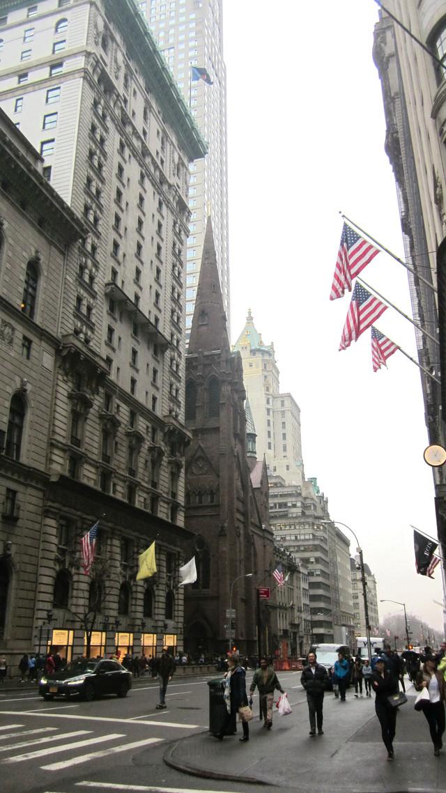 Раздел Кофты с вырезом - фото teens.ua - Нью-Йорк,Пятая авеню