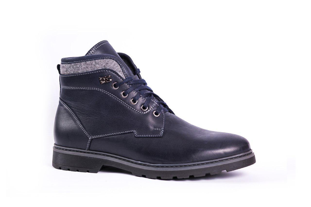 Ботинки мужские ІКОС/IKOS, черевики чоловічі