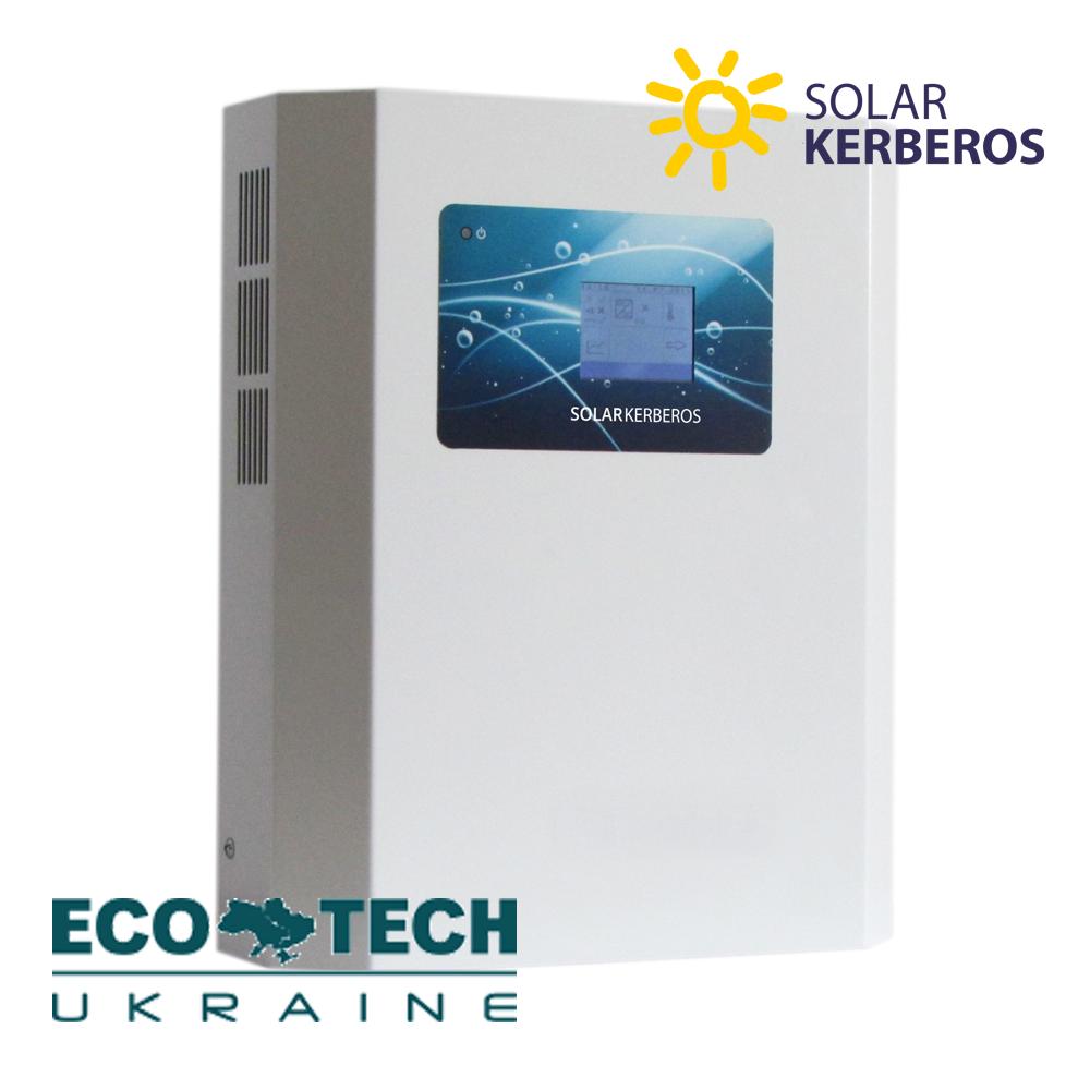 Устройство нагрева воды от фотомодулей KERBEROS 320.В (2 кВт фотомодулей, 2-2.5 кВт ТЭН)