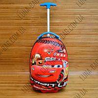 Дорожная сумка детская Тачки 2 Цвета Красный