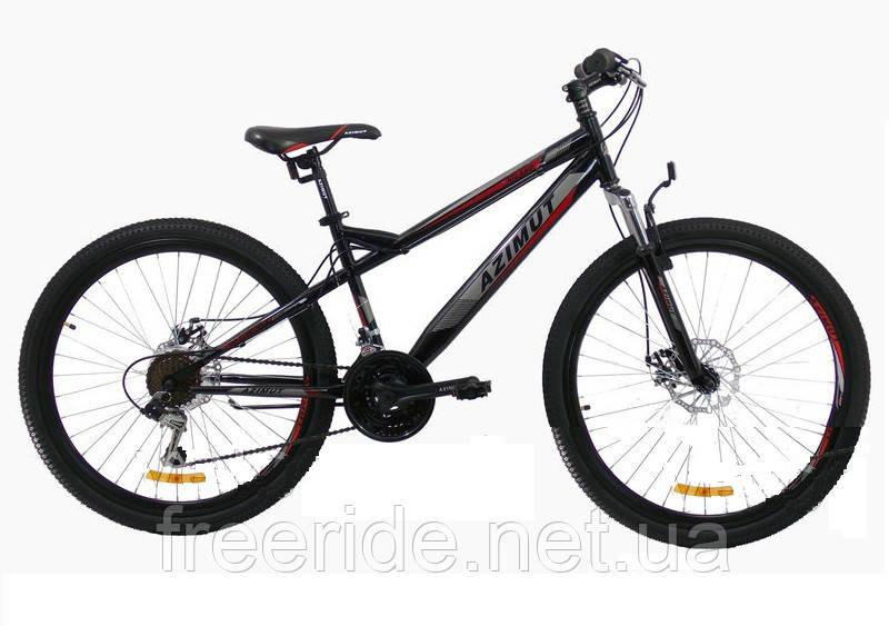 Подростковый Велосипед Azimut Hiland 24 D