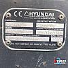 Гусеничный экскаватор Hyundai R290NLC-9 (2011 г), фото 4