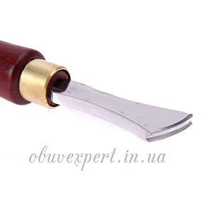 Пресс для оформления края кожи 2,5  мм, фото 2