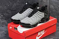 Кроссовки в стиле Nike Air Max 95 TN (серые с черным) код товара 6194