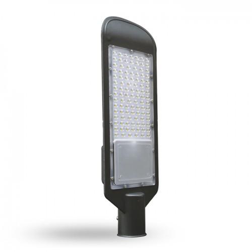 Уличный консольный светодиодный светильник Feron SP2914 100W 6400K