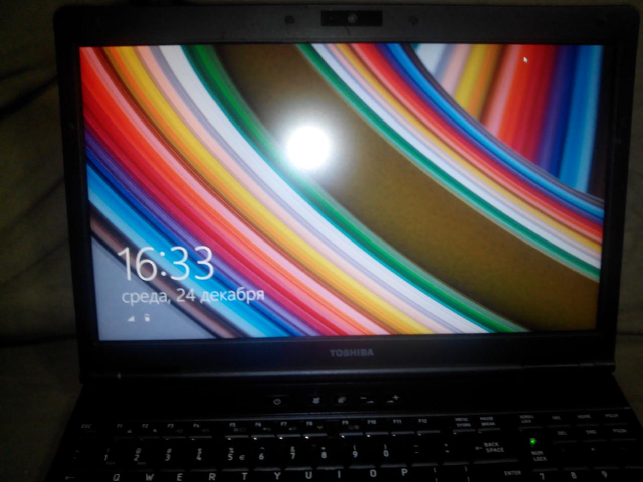 Ноутбук бизнесс-класа TOSHIBA TECRA A11-17V  бу