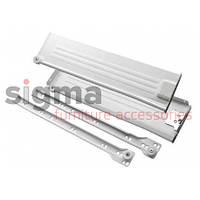 Метабокс 150 mm l-450 белый Sigma