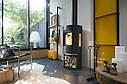 Печь-камин Invicta Onsen c возможностью подключения воздуха из вне, фото 2