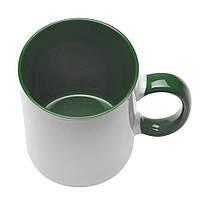 Чашка керамическая цветная Том