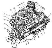 Двигун КамАЗ