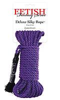 Fetish Fantasy Series Deluxe Silky Rope Purple