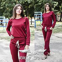 Женский костюм брючный повседневный, фото 1