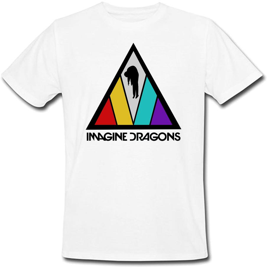 Футболка Imagine Dragons - Evolve (белая)