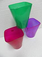 Горшок для орхидей Purple, Crimson, Green