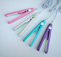 Мини-утюжок для выпрямления волос HAIDI