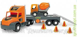 """Super Tech Truck"" з бетонозмішувачем, Wader"