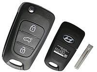 Ключ Hyundai IX35 выкидной