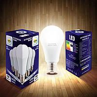Светодиодная LED лампа Е27 12W 4200К(нейтральный белый)