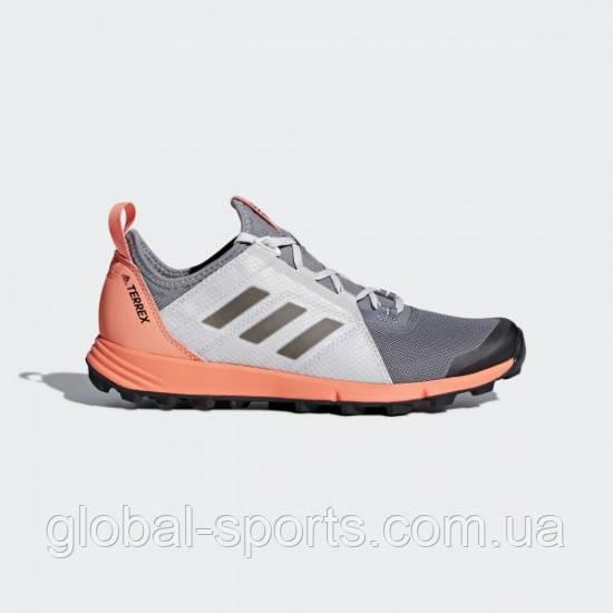 Женские кроссовки Adidas TERREX Agravic Speed W(Артикул:CM7588)