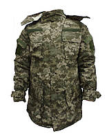 Новая зимняя форма Украинской армии