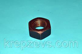 Гайка М20 DIN 934 шестигранная