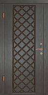 """Входная дверь для улицы """"Портала"""" (Стандарт Vinorit) ― модель Мадрид, фото 1"""