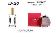 Женские духи Echo Woman Davidoff 50 мл