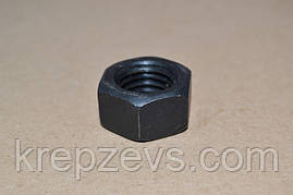 Гайка М30 DIN 934 шестигранная
