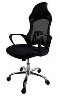 Крісло офісное Eclipse D38 Black, фото 1