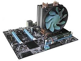 Комплект X79 3.2 + Xeon E5-1620v2 + 8 GB RAM + Кулер, LGA 2011