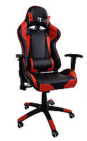 Кресло компьютерное 7F GAMER RED, фото 1