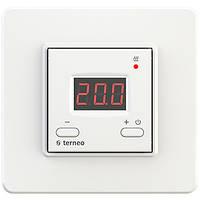 Terneo st термостат для теплого пола с индикацией