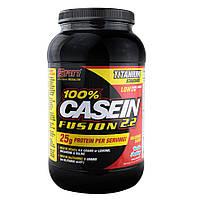 100% casein fusion 991 g (протеин), фото 1