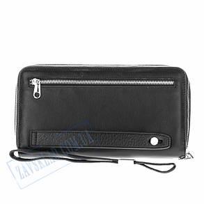 Кожаный мужской кошелек Lvan 2337-A, фото 2
