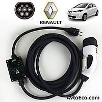 Зарядное устройство для электромобиля Renault Zoe ZE AutoEco Type 2 16A-BOX