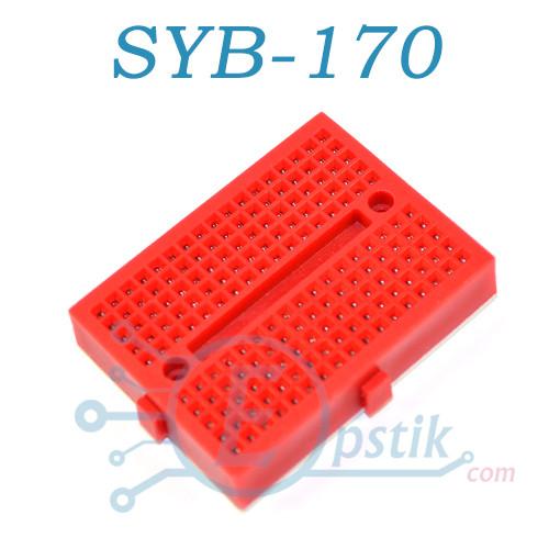 Макетна Плата SYB-170, беспаечная, 170 точок