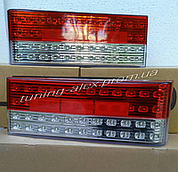 Задние фонари хрустальные (светодиодные) на ВАЗ 2108, ВАЗ 2109, ВАЗ 21099, ВАЗ 2113, ВАЗ 2114