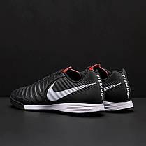 Футзалки Nike TiempoX Legend VII Academy IC AH7244-006 (Оригинал), фото 3