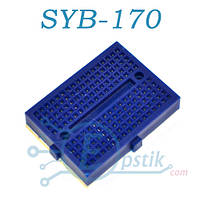 Копия Плата макетная SYB-170, беспаечная, 170 точек