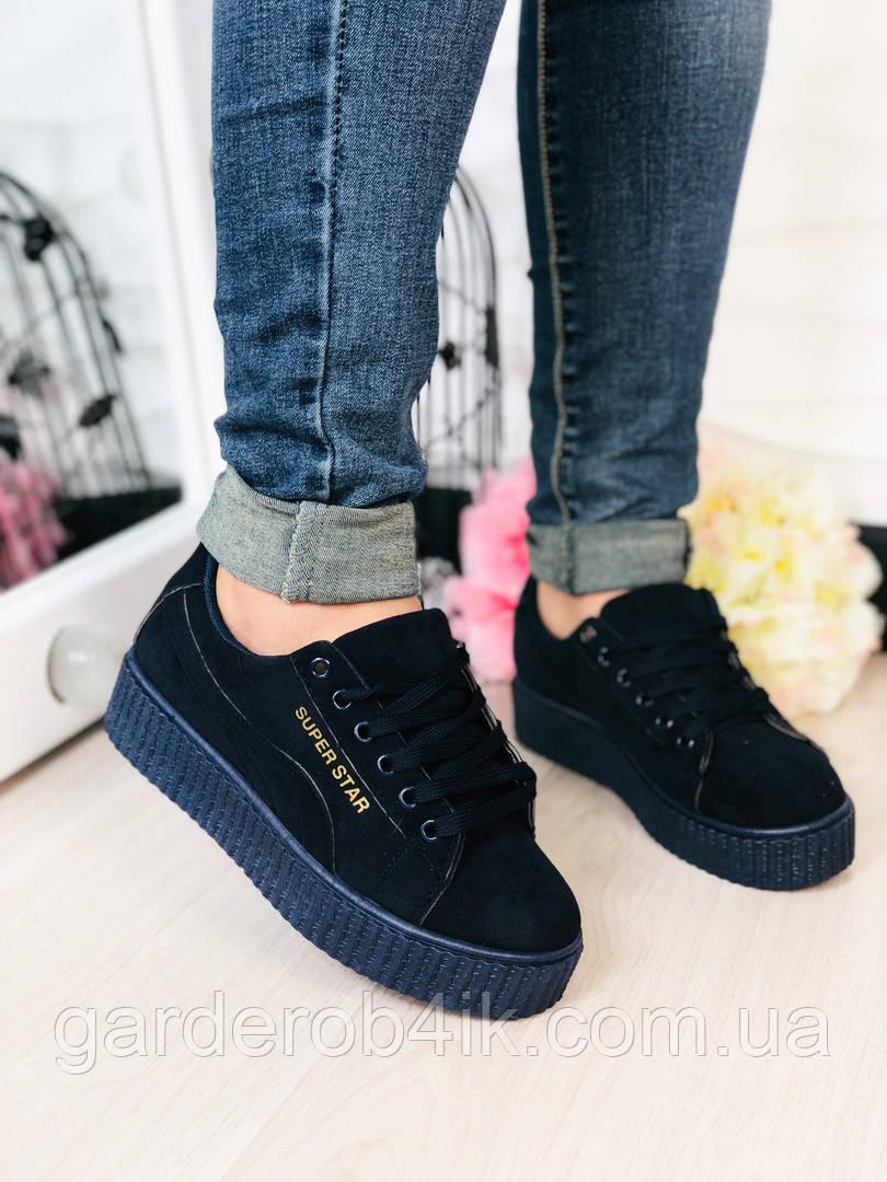 Жіночі кросівки кріпери Star